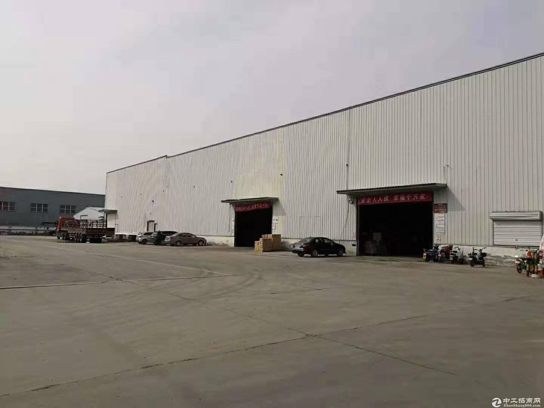 亦庄核心区10000平米仓库 可整租分租