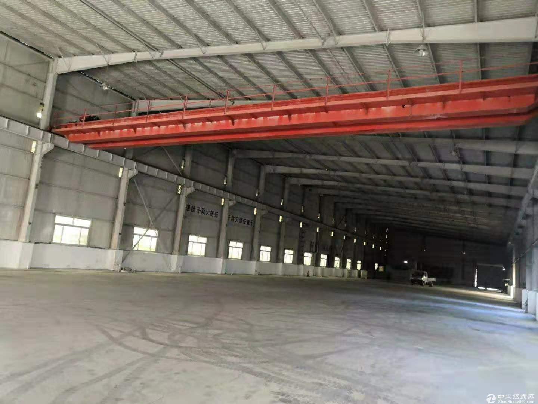 亦庄核心区10000平米仓库 可整租分租-图3