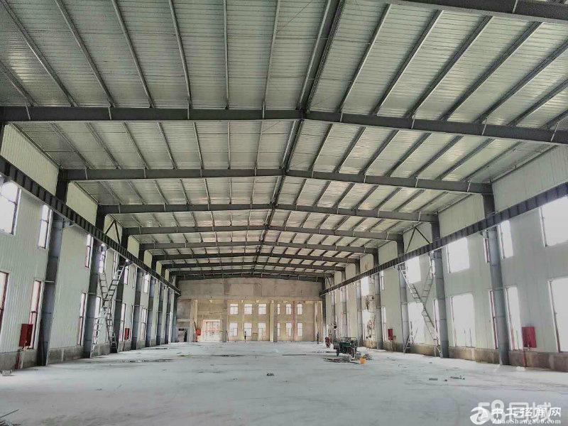 出售长兴全新单层钢结构厂房,无税收,可按揭,50年独立产权-图3