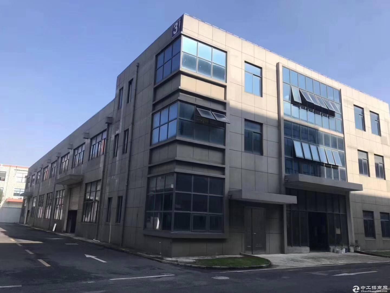 金山亭林工业区独门独院占地12亩建筑4300平3000-图2