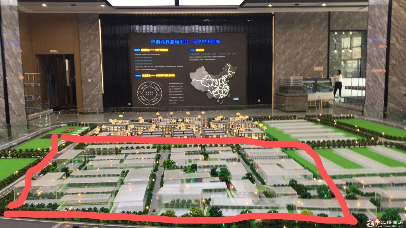 中南高科 单层定制厂房 稀缺产品 数量有限-图3