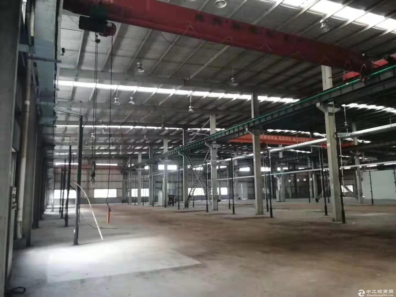 急租浦东六灶工业园5000平厂房可分割环评消防排污齐全