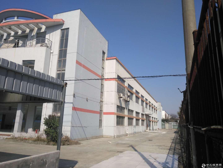 朱泾104工业区独栋双层可生产加工型绿证生产车间厂房诚售