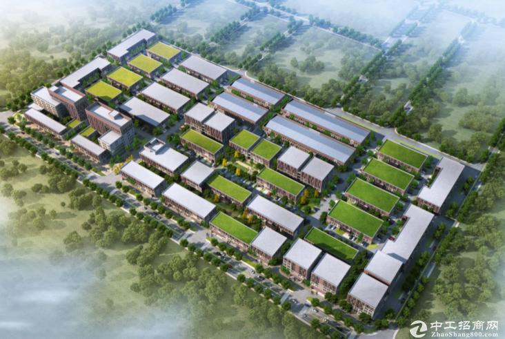 萧山经济技术开发区600~2500方独立产权一手全新厂房出售