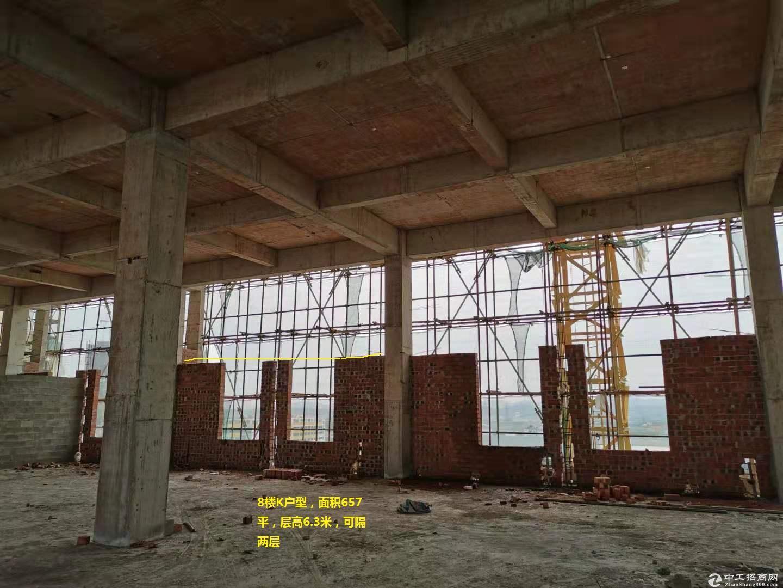 350到1600平厂房综合楼,可办公生产,门口50米地铁物业-图2