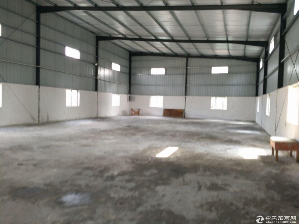 横栏镇三沙工业区星棚厂房1200方出租