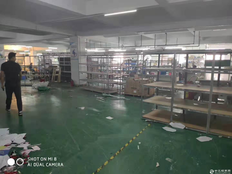 横栏镇永兴工业区标准厂房2300方出租