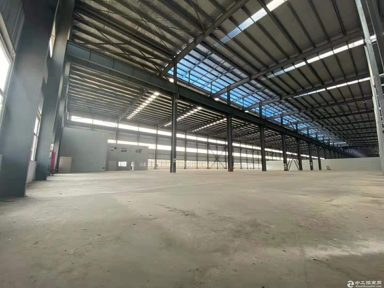 青浦,崧泽大道厂房招租,20000平米,十米高独门独院