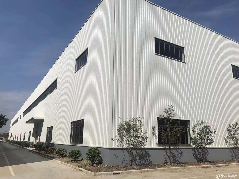 城北新建3000单层独栋厂房一手出租