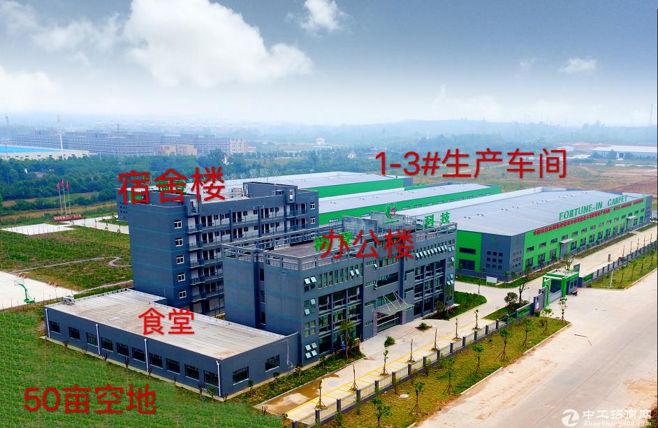 万博app官方下载/办公楼/宿舍楼/50亩空地出租