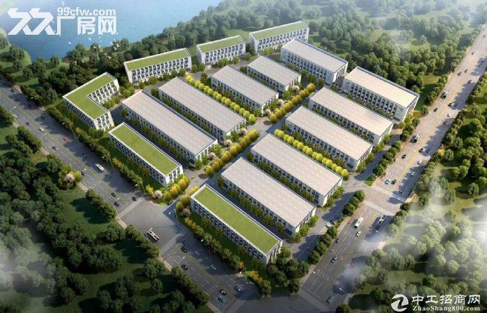 湖州长兴独立产权厂房出售,1200-20000方自由组合