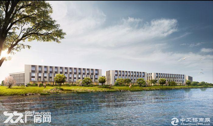 湖州长兴独立产权厂房出售,1200-20000方自由组合-图3