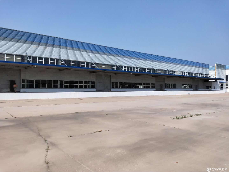 空港经济区10000平米丙二类高台库、厂房出租,可分租