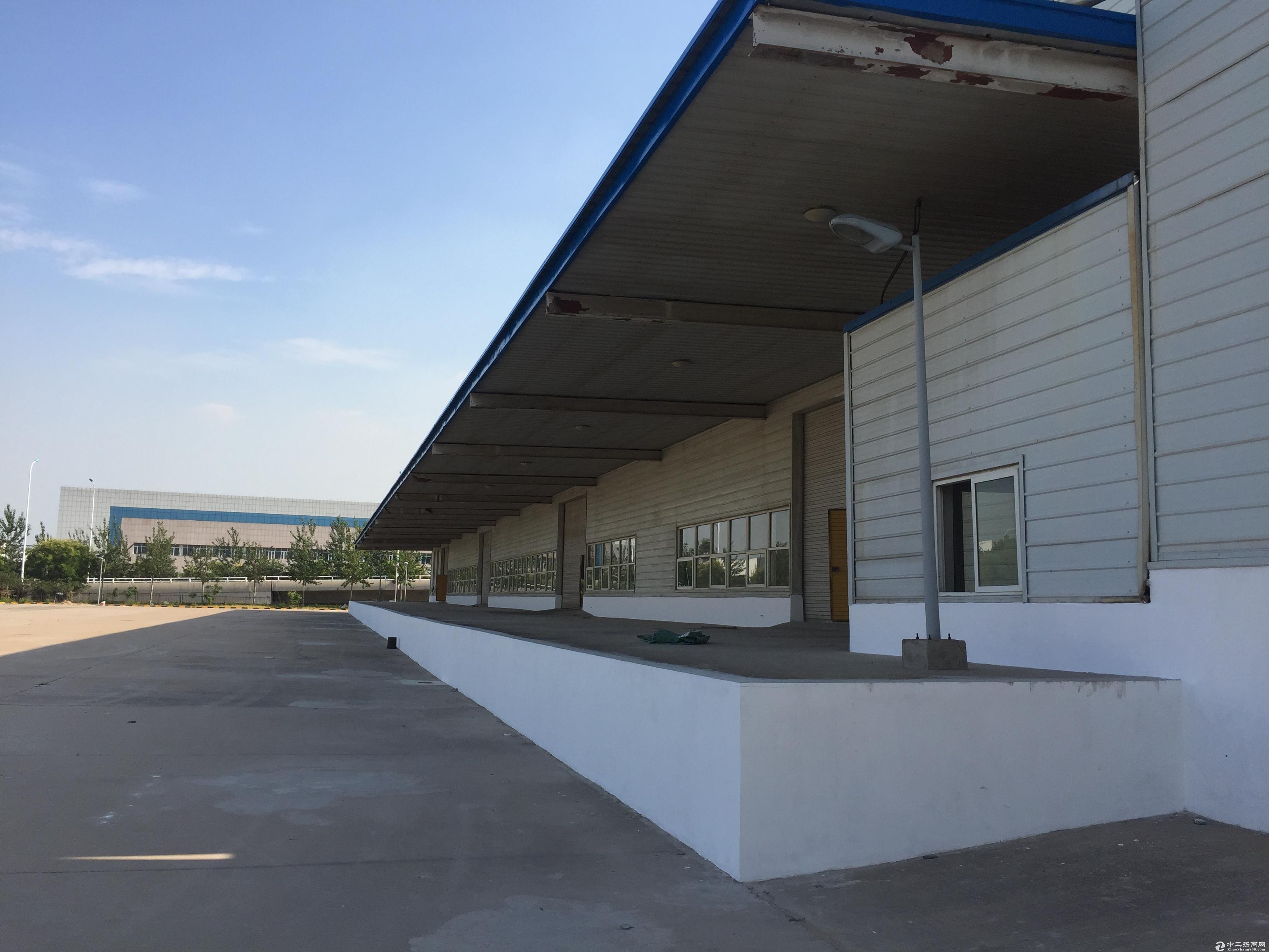 空港经济区10000平米丙二类高台库、厂房出租,可分租-图2