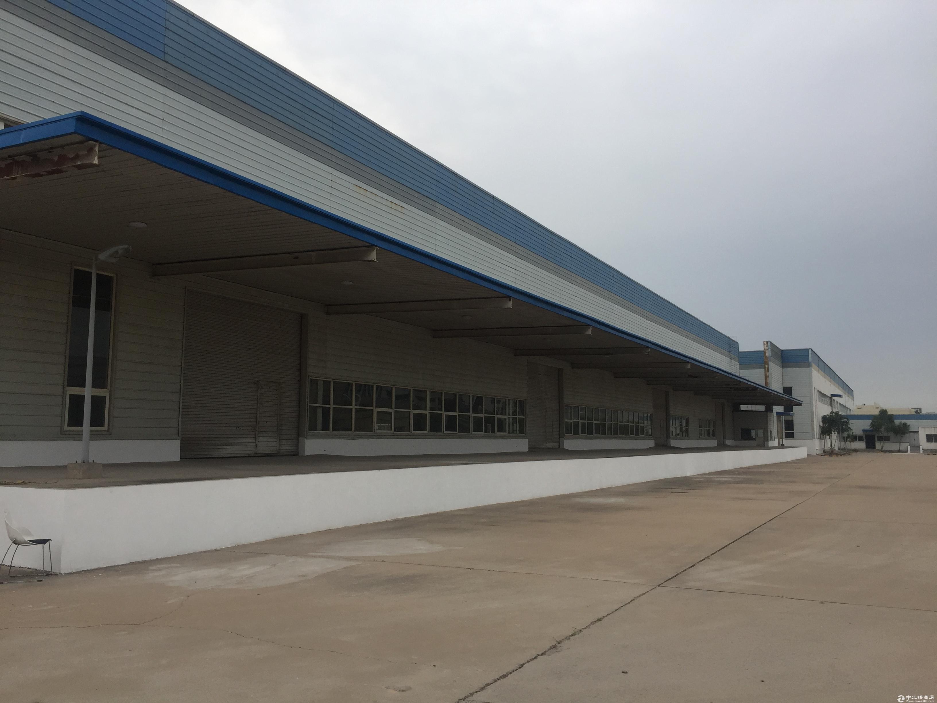 空港经济区7600平米丙二类高台库、仓库出租!-图3