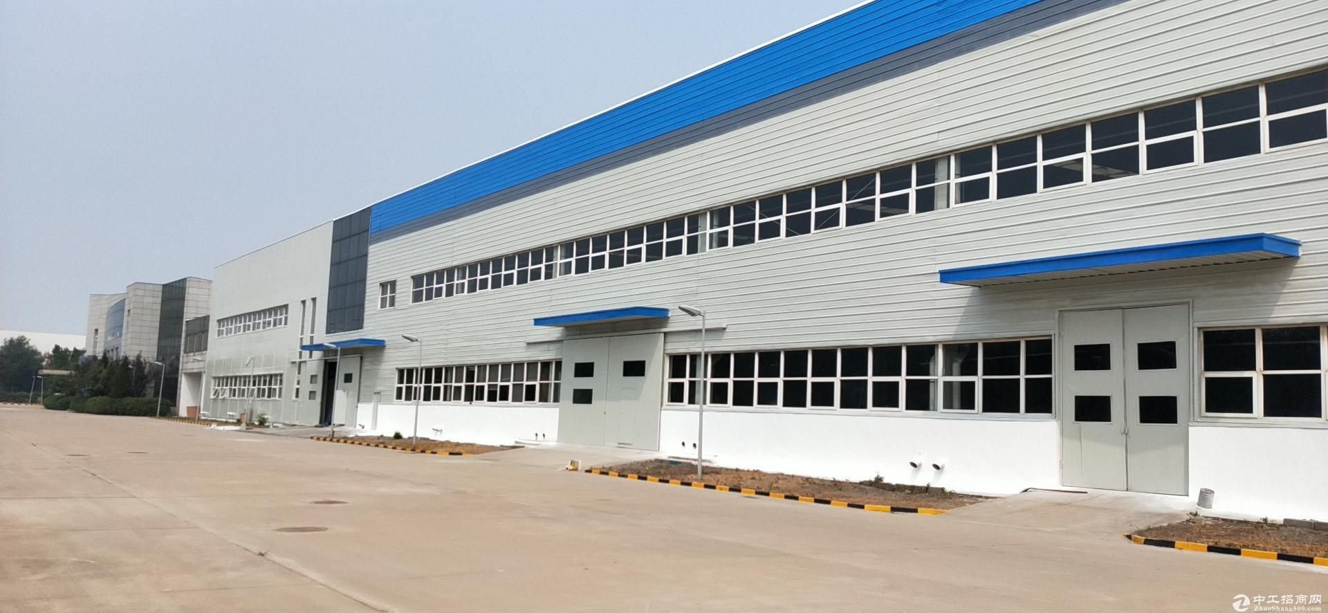空港经济区10000平米丙二类高台库、厂房出租,可分租-图3