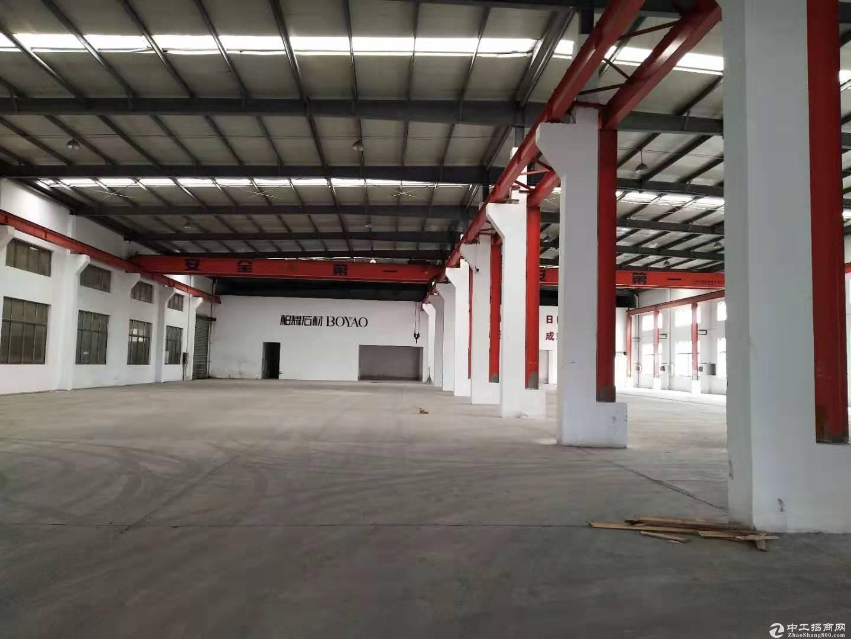 青浦大虹桥板块,新空出3500平米厂房,104地块火车头有航车