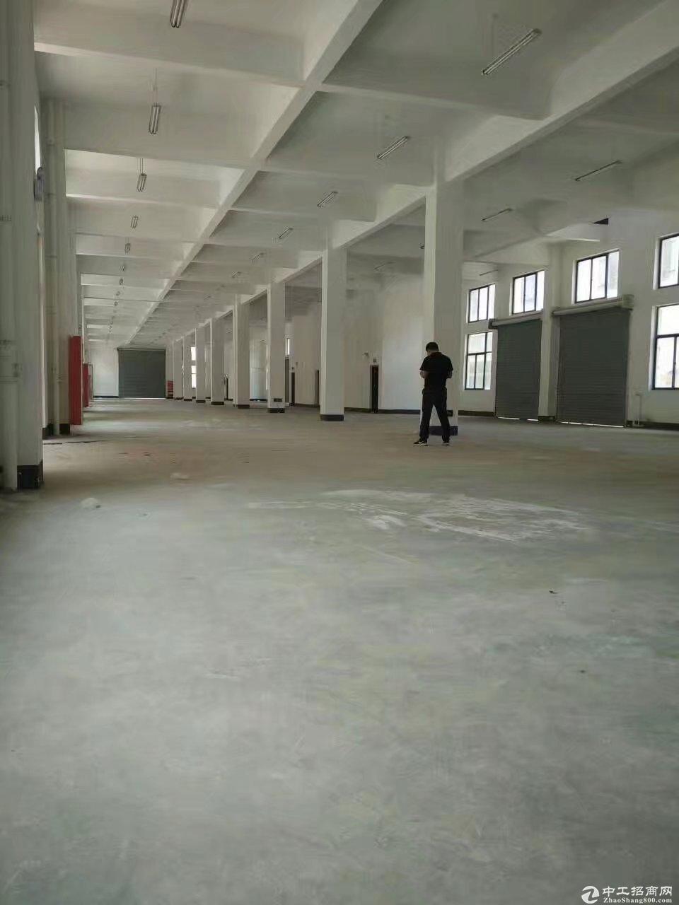 厂房出租,面积334--3750平米,能办环评