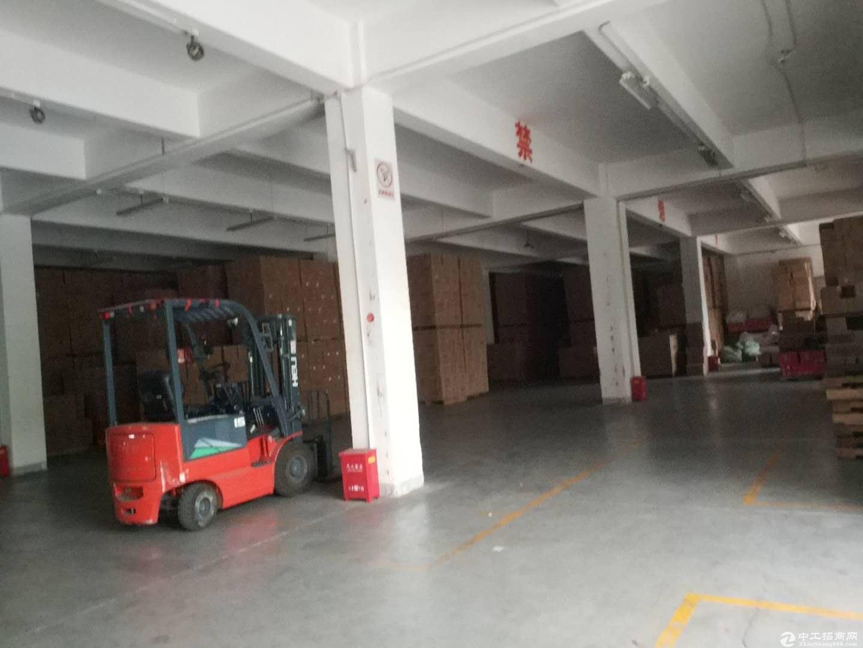 康桥工业园600平厂房仓库,可分割,可加工物流,有产证