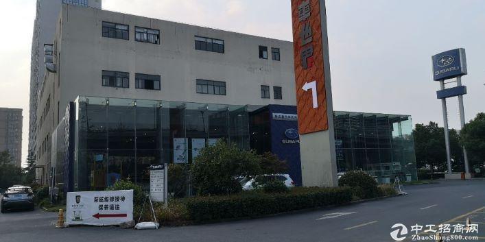 整体出售杭州城北周边汽车4S店建筑