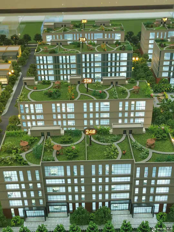 售隆达智汇PARK科技产业园 300-6000独立厂房办公楼有房本,图片2