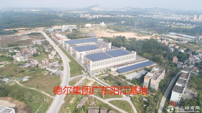 阳江高新区德尔工业园厂房/仓库出租
