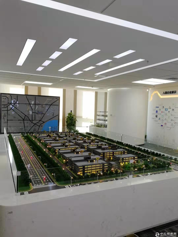 【可以分割产权的厂房】高12米-图2
