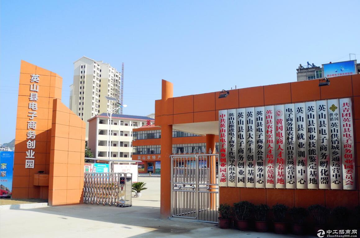 英山毕昇科技产业园,1500㎡标准出租,高6.4米-图3