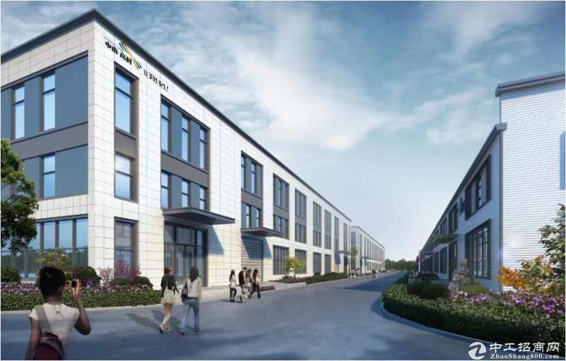 单层钢结构10米层高,园区厂房,无税收要求,低首付,独立
