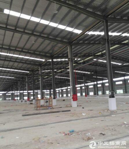 八万方厂房,可分租,适合家具机械设备等行业