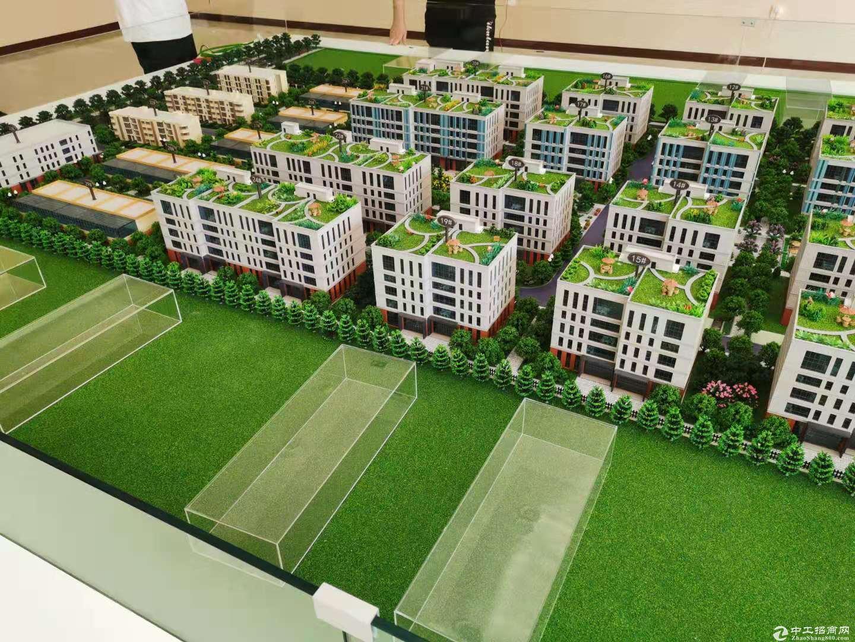 (租)厂房研发楼300-1500,产权独立正规园区-图2