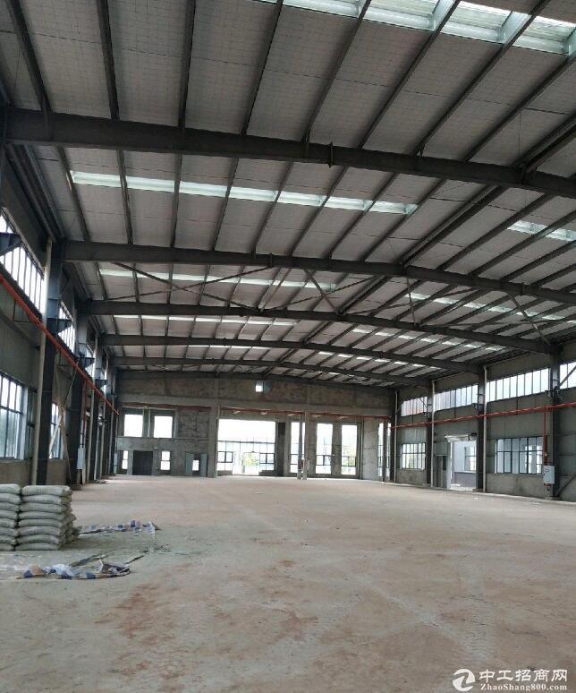 标准钢结构厂房出售红本产权跨度24米层高9米现房出售