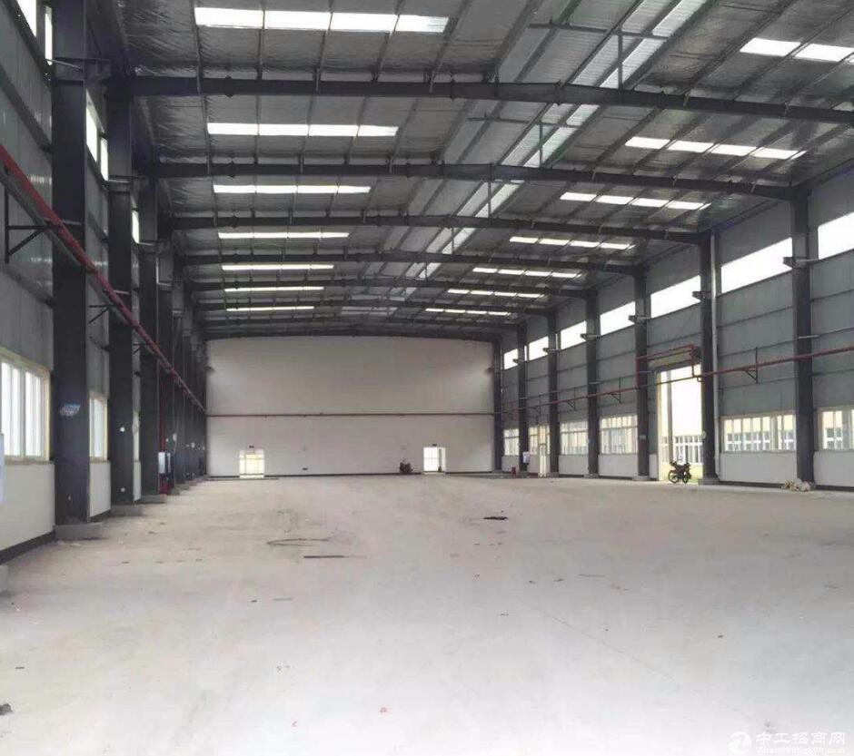 出售沙坪坝全新钢结构厂房(可按揭,产权证)