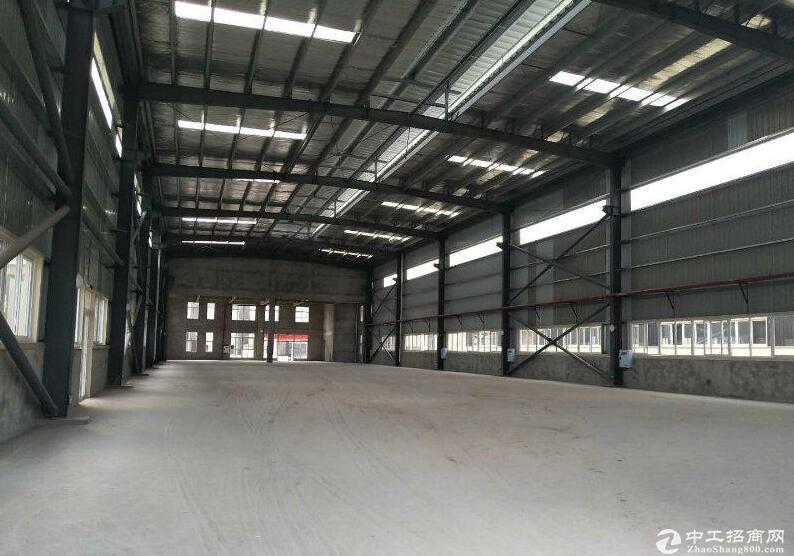 出售单层12米带庭院赠送独栋厂房