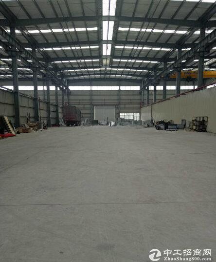 渝北区空港园区 标准厂房3800平 带20吨行车