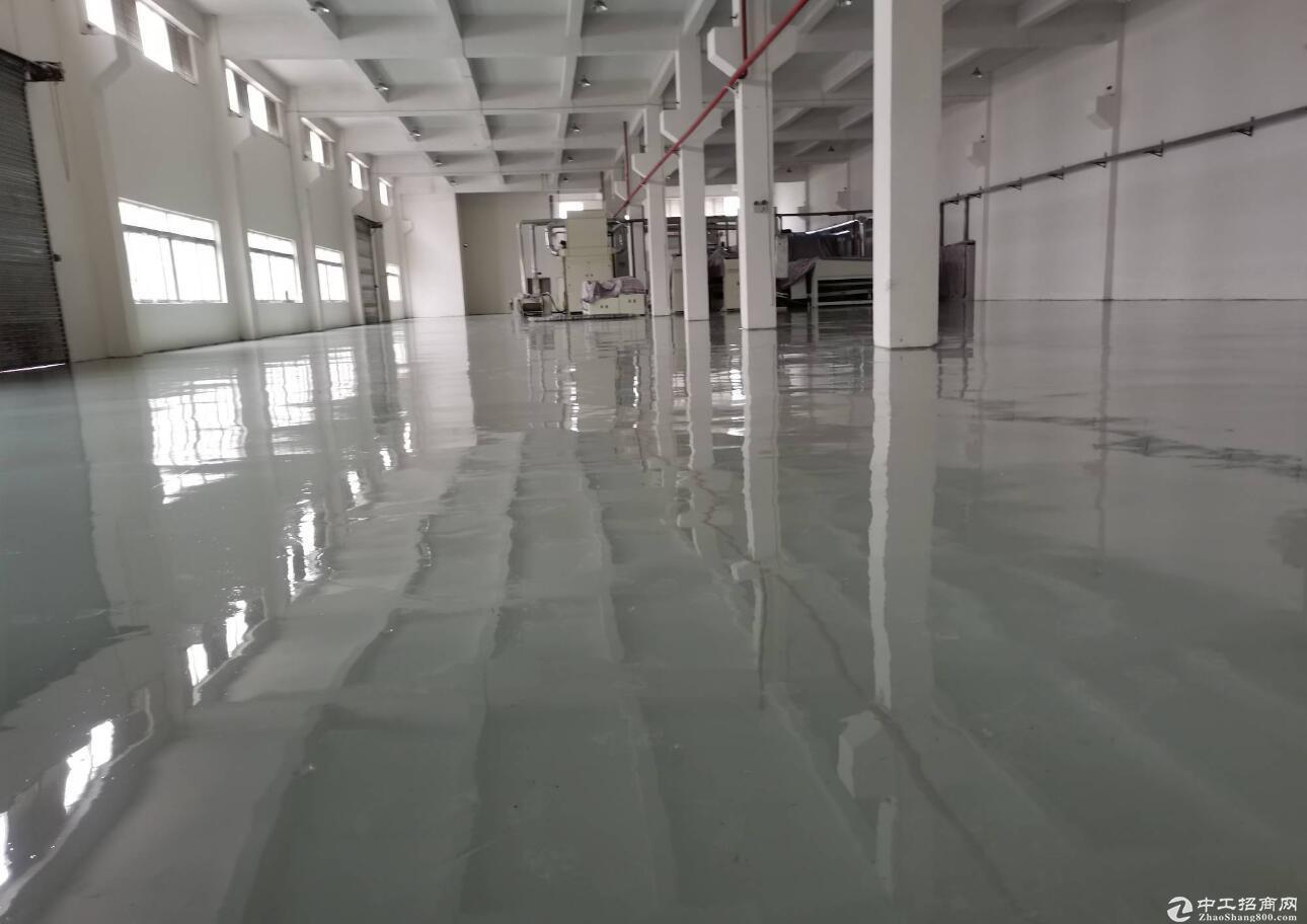 渝北 空港1600平米底楼厂房