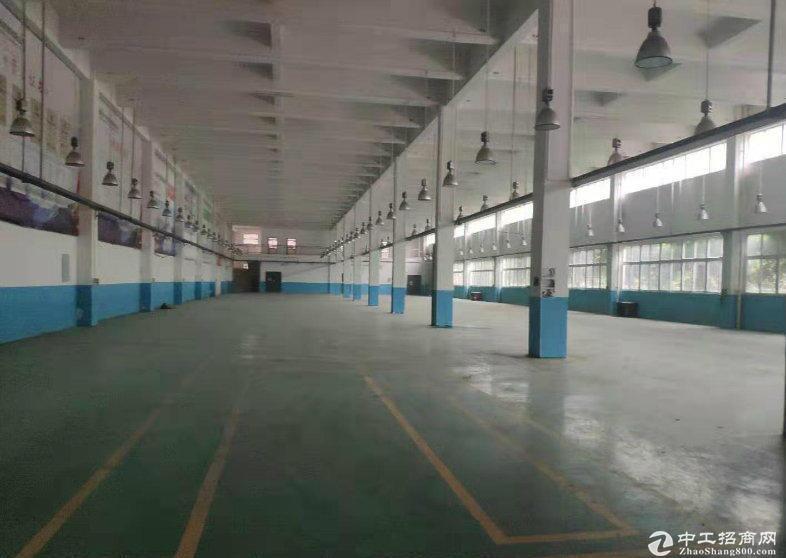出租北碚蔡家工业园一楼标准行车厂房2000平米