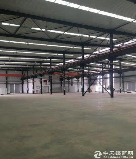 出租北碚蔡家工业园一楼标准厂房800平方