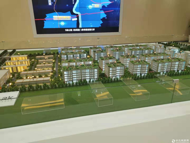 租燕郊隆达智汇PARK科技产业园300-4000平厂房-图4