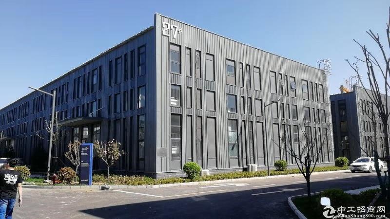 12米高的框架厂房出售 土地证可以分割