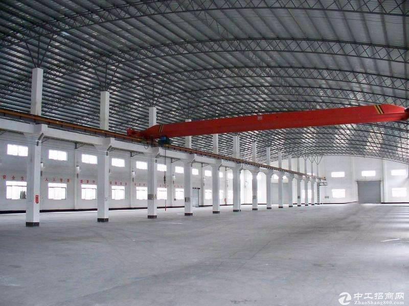 50年产权,10米层高钢结构厂房,开发商非中介-图5