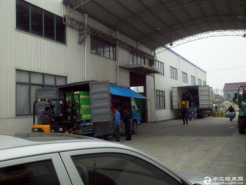 9米高单层 1800平 高速口厂房仓库 大型设备生产组装