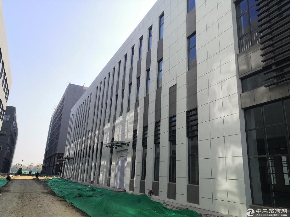 高端装备园区 厂房现房 50年产权 面积可分割 临高速地铁