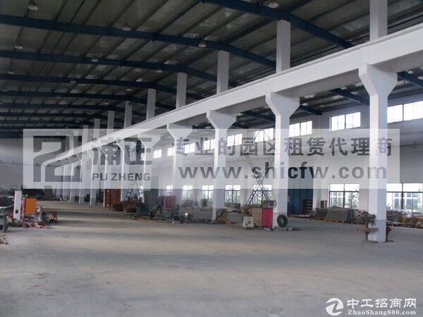 近张江集电港独门独院1万平厂房仓库出租