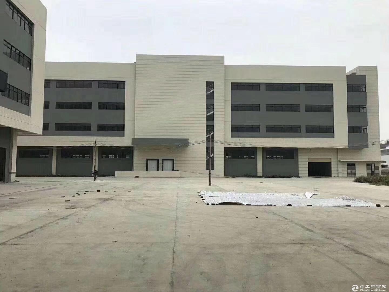 中山市沙港全新超级无敌靓盘厂房两栋1万平方米出租