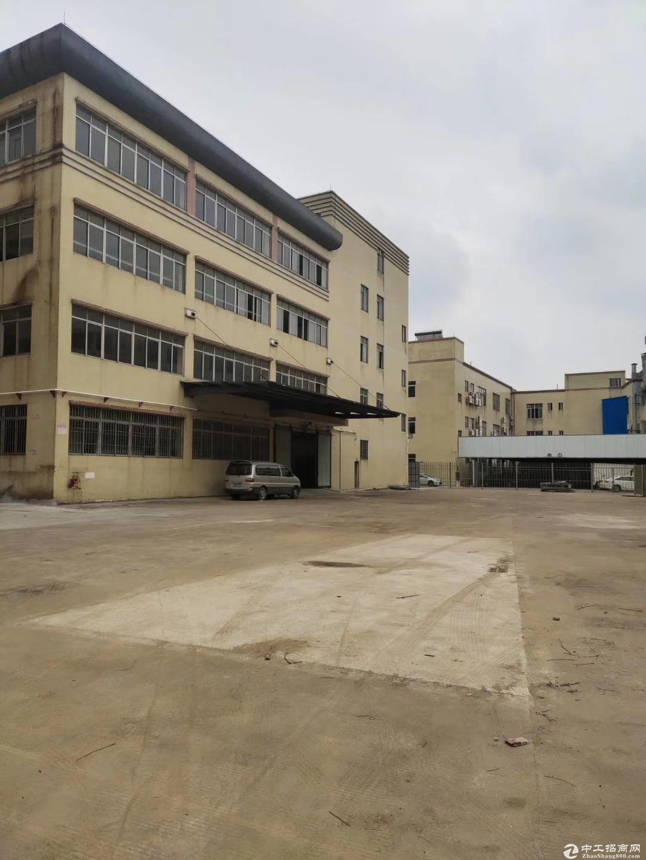 中山市东升镇坦背超级厂房单一层7500方出租