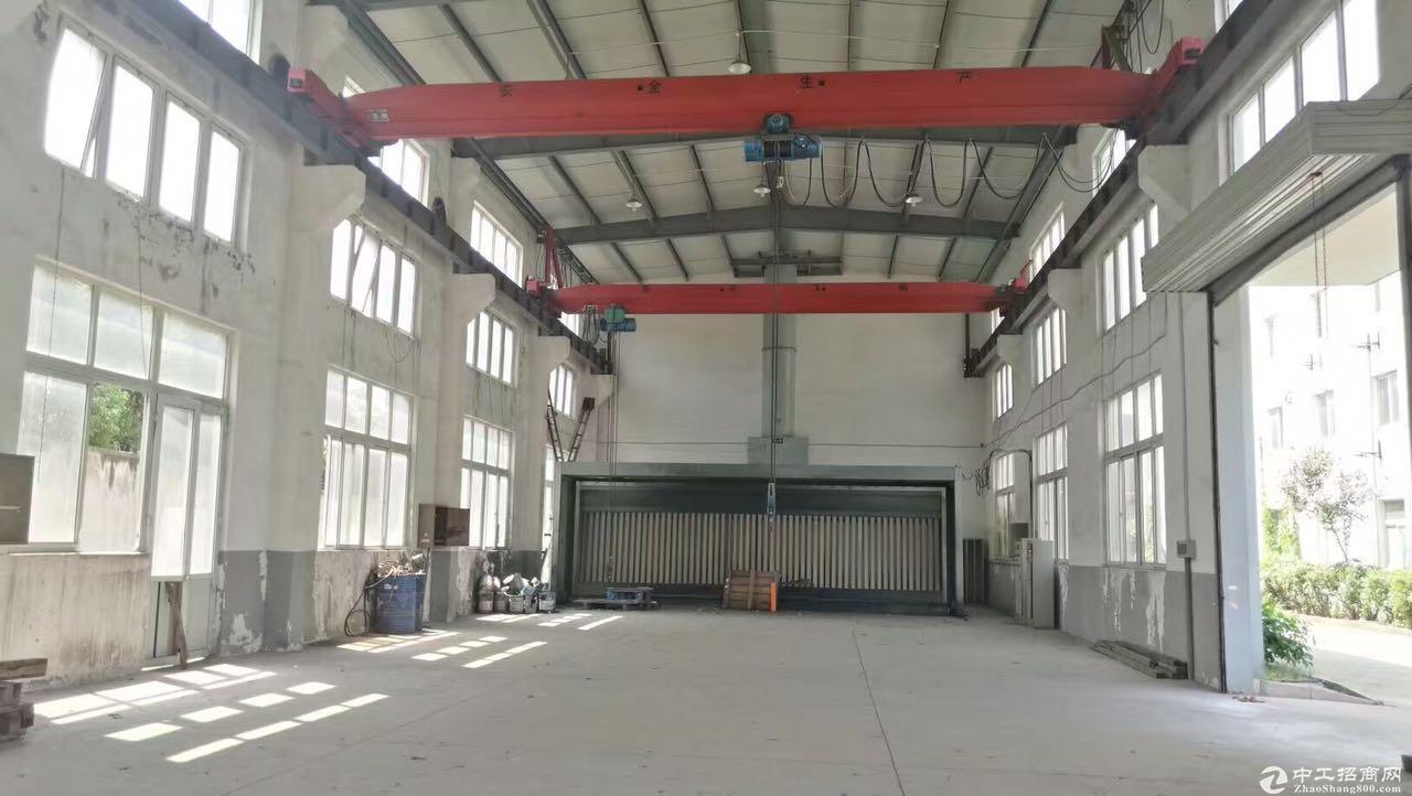 奉贤海湾开发区面积1750平方单层12米104板块绿证-图2