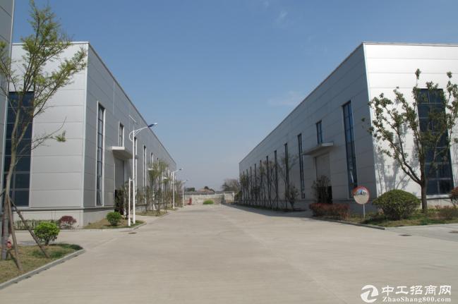 出售博望高新区钢结构厂房&办公楼300-30000平-图4