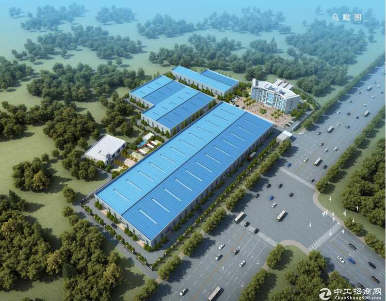 出售博望高新区钢结构厂房&办公楼300-30000平图片5