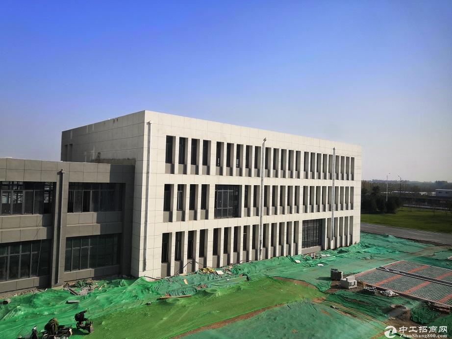 标准工业园区 50年厂房 临机场高速 可环评 百强为邻